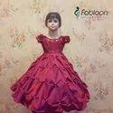 Kids Designer Frock