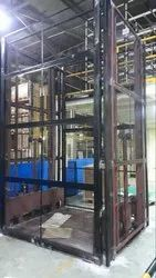 Mild Steel Goods Lift