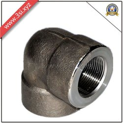 Alloy Steel A182 F9 Threaded Elbow