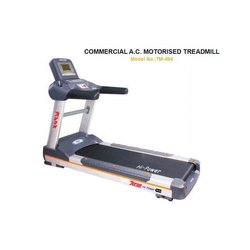 TM-494 Commercial A.C Motorized Treadmill