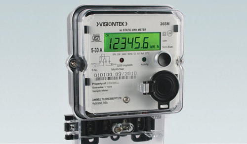 Smart Electrical Meter Project For Industrial Rs 110