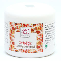 200 gm Genta Light Skin Brightening Scrub