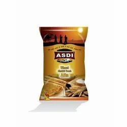 ASDI 5Kg Wheat Chakki Fresh Atta, 3 Month, Packaging Type: Plastic Bag