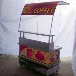 Tea and Coffee Stall Counter