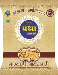 Besan Marwadi Bhavnagri Bhujia, Packaging Type: Pouch, Packaging Size: 200 And 400 Gm