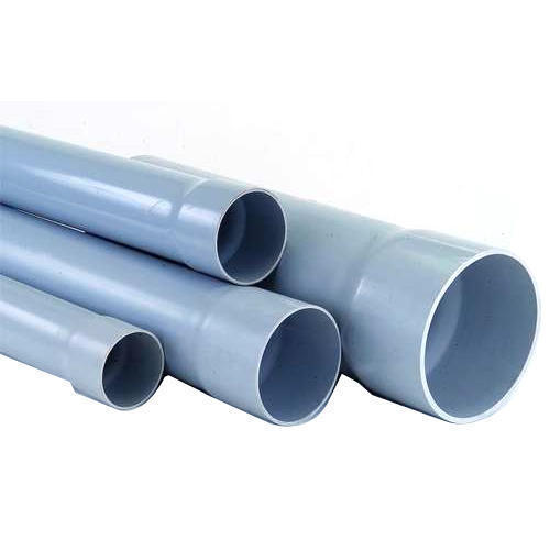 PVC Pipes, for Utilities Water, Size/Diameter: 1 inch (Also Available in 16 mm to 315 mm)
