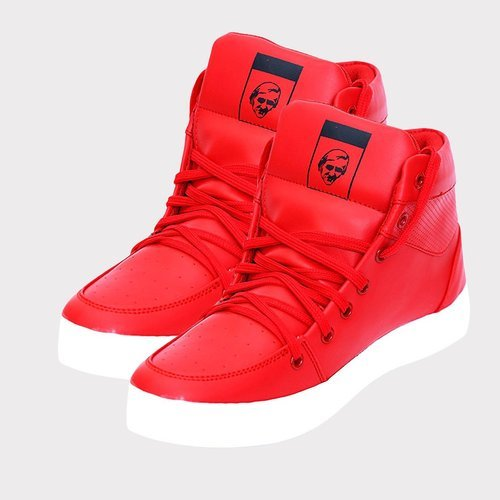 17305405543 Hush Berry Funky S.s. Men's Ankle Sneakers Boots High Top Fashion Sneakers  Platform Casual Walking.