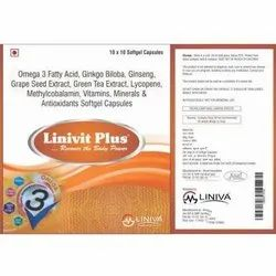 Linivit Plus Softgel Capsule