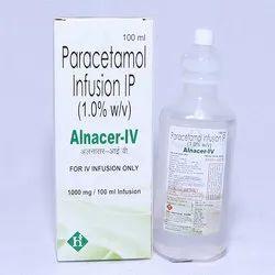Paracetamol Infusion IP 100ml