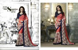 Beautiful Printed Saree