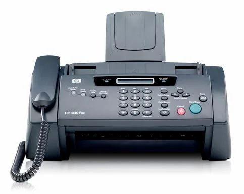 Black Fax Machine, IT Technosystems India | ID: 4293761873