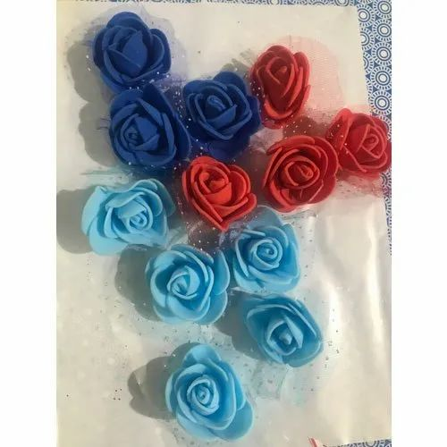 Rose Foam Artificial Flower For To