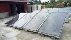 Hotels Solar Water Heater
