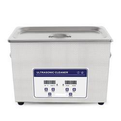 Stainless Steel Ultrasonic Cleaning Baths