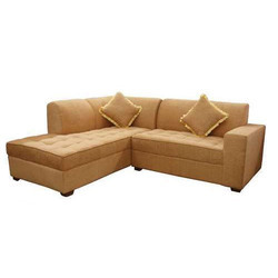 Designer L Sofa Set
