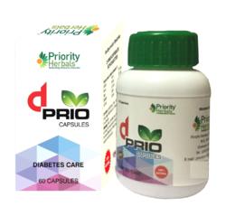Herbal Anti-Diabetes Capsules, 60 Capsules