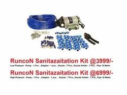 Disinfection Tunnel Kit