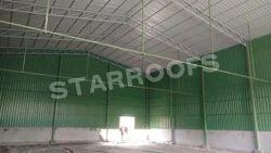 Indoor Badminton Court Roofing Contractors