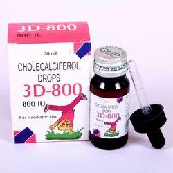 Cholecalciferol 800 I.U Drops