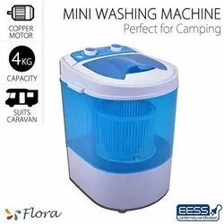 Fully Automatic Top Loading Mini Washing Machine, Model Name/Number: New, Capacity: 3.5 Kg