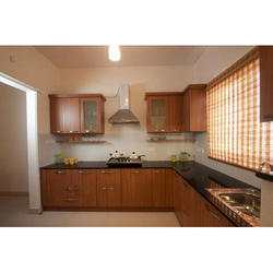 Semi Modular Kitchen