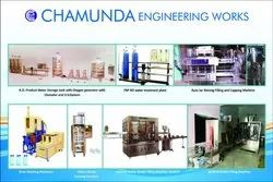 Volumetric Mineral Water Plant