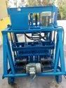 Egg lying block Machine