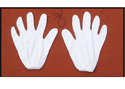 Single Layer Hosiery Hand Gloves
