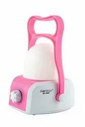 GLOBEAM Plastic Rechargeable Led Lantern, For Home, Battery Type: Rechargable