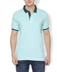 EYETWISTER Collar Polo T-Shirts