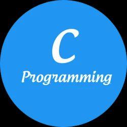 C Language Logo C Programming i...