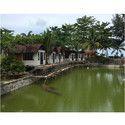 Portable Lake Resort