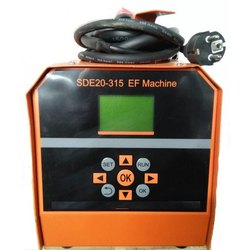 SDE20-315 EF Electro Fusion Machine
