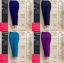 Swahili Cotton Comfort Pants