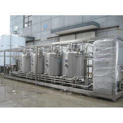 Milk Evaporation Plant