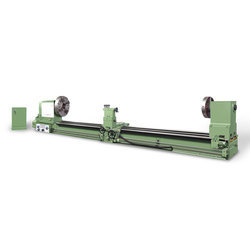 Long Bed Lathe Machine