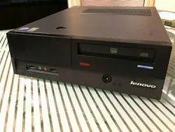 Core 2 Dup Lenovo Desktop Computer, Windows7, Hard Drive Capacity: 250GB