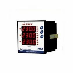 L & T Single Function Meters Model VEGA1Ph Voltmeter Class 1