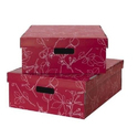 Clothing Storage Boxes