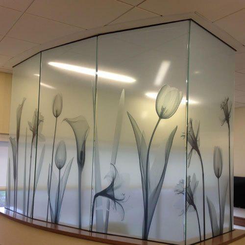 Printed Glass Film 1 5 Mm Rs 15 Square Feet D Design Decor Id
