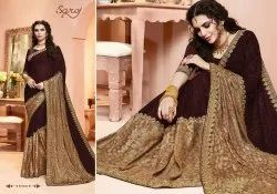 Fancy Designer Lycra Saree