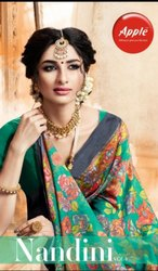 Apple Nandani Vol-4 Silk Saree