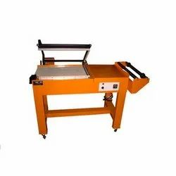 Genpack MS(Machine Body) L Sealer Machine, For Industrial, Capacity: 0-500 pouch per hour