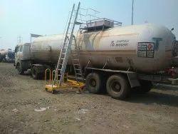 Industrial Tanker Ladders
