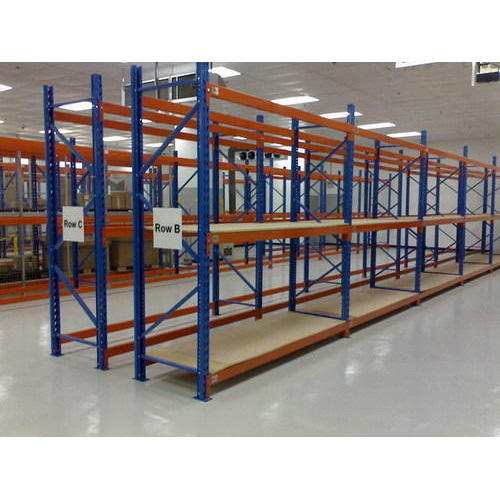 Black TEK Pallets Rack