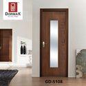GD-5108 Decorative Designer Wooden Glass Door