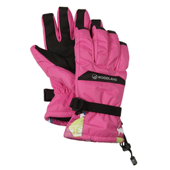 Woodland Pink Gloves MG 24117