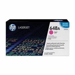 HP CE263A 648A Magenta Toner Cartridge