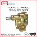 Gun Metal Rotary Gear Pump