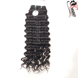 Indian Natural Remy Virgin Human Weft Hair
